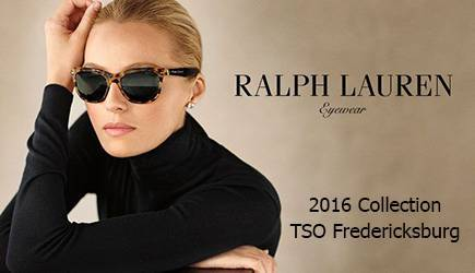 Ralph Lauren Eyewear 2016 Collection in Fredericksburg, TX